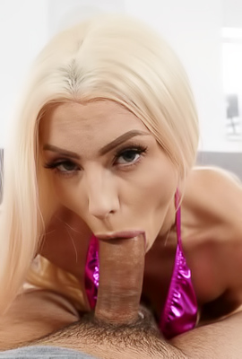 Hot Blond Slay Savage Gets Fucked In Pov